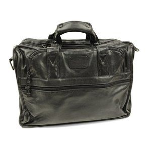 Vintage Tumi Alpha Briefcase Expendable Business S